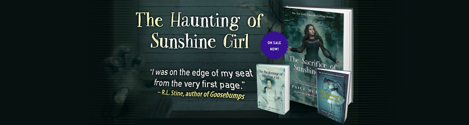 The Haunting of Sunshine Girl | Hachette Book Group